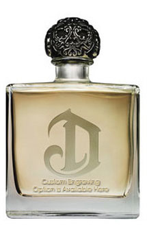 DELEON DIAMANTE TEQUILA JOVEN - CUSTOM ENGRAVED