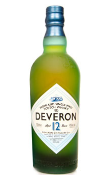 DEVERON 12 HIGHLAND SINGLE MALT SCO