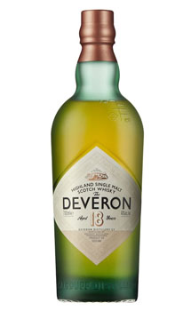 DEVERON 18 HIGHLAND SINGLE MALT SCO