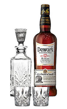 DEWAR'S 12 BLENDED SCOTCH WHISKY CO