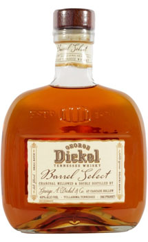 GEORGE DICKEL WHISKY BARREL SELECT