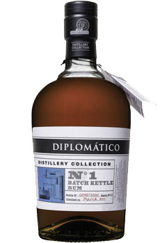 DIPLOMATICO RUM DISTILLERY COLLECTION NO. 1 BATCH KETTLE