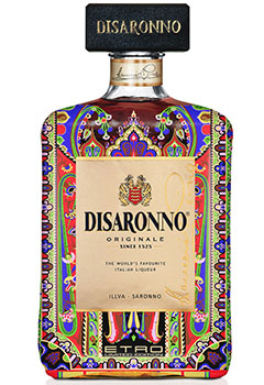 DISARONNO WEARS ETRO - LIMITED EDITION