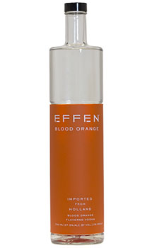 EFFEN VODKA BLOOD ORANGE