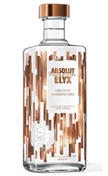 ABSOLUT VODKA ELYX - 1.75L