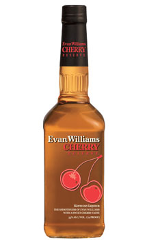 EVAN WILLIAMS CHERRY BOURBON