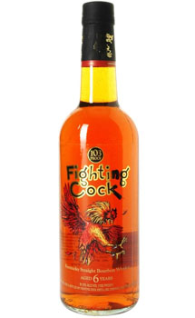 FIGHTING COCK BOURBON