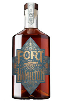 FORT HAMILTON RYE WHISKEY SINGLE BA