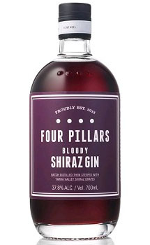 FOUR PILLARS GIN BLOODY SHIRAZ