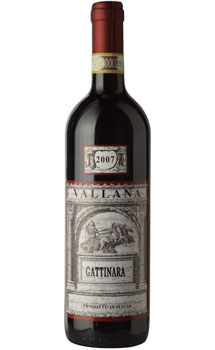 VALLA GATTINARA 2007