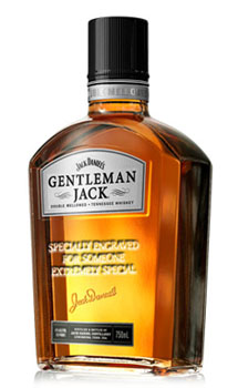 GENTLEMAN JACK RARE TENNESSEE WHISKEY CUSTOM ENGRAVED