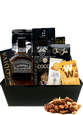 GENTLEMANLY JACK GIFT BASKET