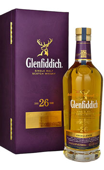 GLENFIDDICH 26 YEAR OLD SINGLE MALT