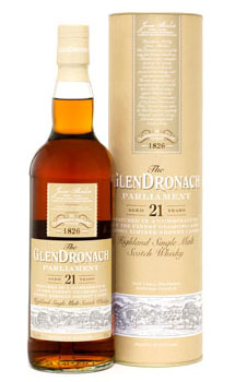 GLENDRONACH SCOTCH SINGLE MALT 21 Y