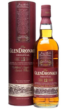 GLENDRONACH SCOTCH SINGLE MALT 12 Y
