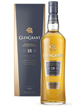 GLEN GRANT SCOTCH SINGLE MALT 18 YE