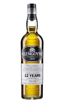 GLENGOYNE 12 YEAR OLD SINGLE MALT -