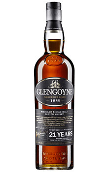 GLENGOYNE 21 YEAR OLD SINGLE MALT