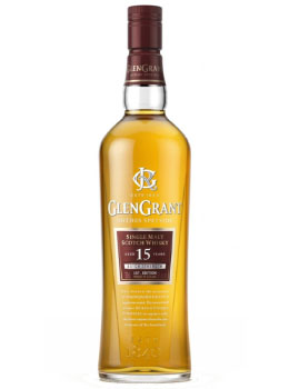 GLEN GRANT SCOTCH SINGLE MALT 15 YE