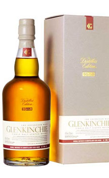 GLENKINCHIE SINGLE MALT SCOTCH DIST