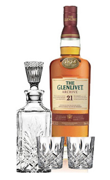 THE GLENLIVET 21 COLLABORATION GIFT