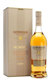GLENMORANGIE NECTAR D'OR 12 YEARS OLD SAUTERNES CASK SINGLE MALT SCOTCH WHISKY - 750ML