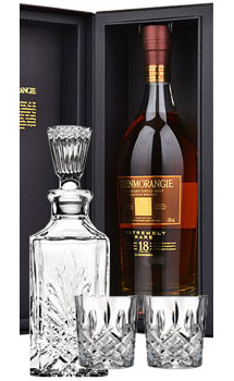 GLENMORANGIE 18 YEARS COLLABORATION GIFT SET