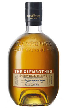 GLENROTHES SINGLE MALT SHERRY CASK
