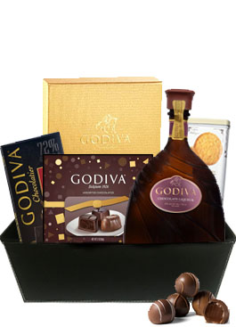 Chock Full of Chocolate Gift Basket