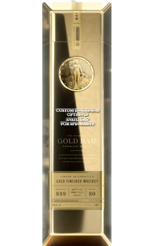 GOLD BAR PREMIUM BLENDED AMERICAN W
