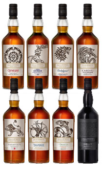 GAME OF THRONES SINGLE MALT | COLLE