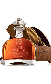 Gran Patr 243 N Burdeos Tequila