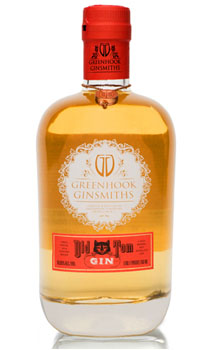 GREENHOOK GINSMITHS GIN OLD TOM
