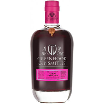 GREENHOOK GINSMITHS GIN LIQUEUR BEA