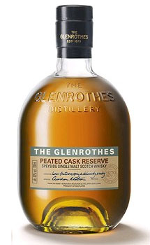 GLENROTHES SINGLE MALT PEATED CASK
