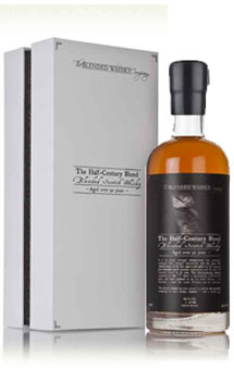 THE HALF-CENTURY WHISKY - LIMITED EDITION