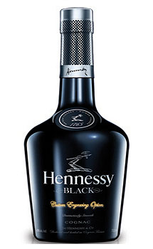 HENNESSY BLACK COGNAC CUSTOM ENGRAVED