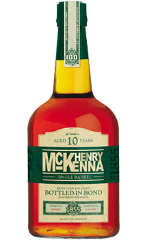 HENRY MCKENNA BOURBON SINGLE BARREL