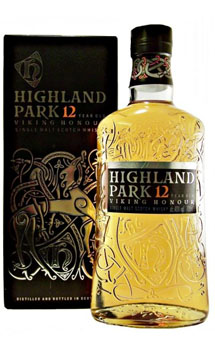 HIGHLAND PARK SCOTCH SINGLE MALT 12