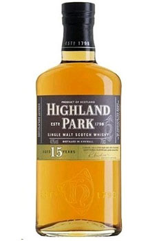 HIGHLAND PARK 15 YEAR OLD SINGLE MA