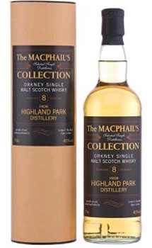 HIGHLAND PARK SINGLE MALT 8 YEAR