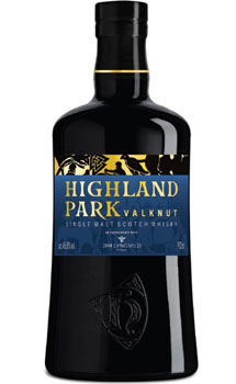 HIGHLAND PARK SCOTCH SINGLE MALT VALKNUT