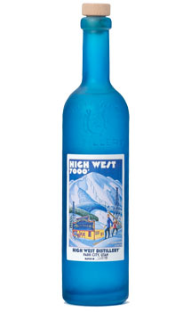 HIGH WEST VODKA 7000'