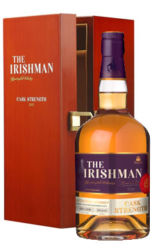 THE IRISHMAN IRISH WHISKEY CASK STR