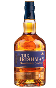 THE IRISHMAN IRISH WHISKEY SINGLE M