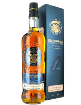 INCHMURRIN SCOTCH SINGLE MALT 18 YE