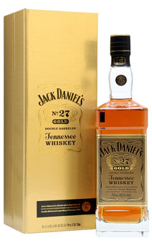 JACK DANIEL'S WHISKEY NO. 27 GOLD