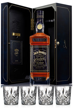 LIMITED EDITION JACK DANIEL'S SINATRA CENTURY - SOLD OUT