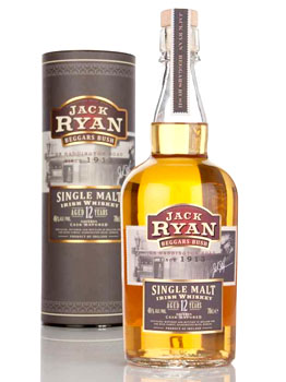 JACK RYAN IRISH WHISKEY SINGLE MALT