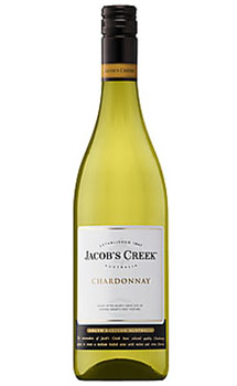 JACOB'S CREEK CHARDONNAY WINE